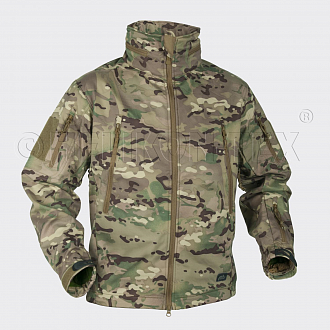 Куртка Helikon-Tex Gunfighter Windblocker Jacket camogrom