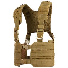 Разгрузка Condor MCR7: Ronin Chest Rig, coyote