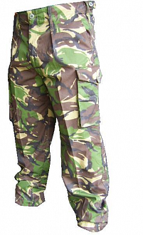 Брюки Combat Trousers DPM