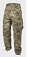 Брюки HELIKON-TEX Army Combat Uniform Pants, camogrom