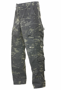 Брюки TACTICAL RESPONSE UNIFORM (TRU) TROUSERS NYCO MULTICAM BLACK