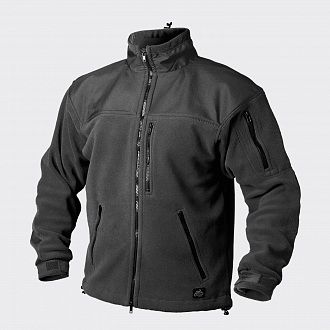 Куртка Helikon-Tex Classic Army Fleece Jacket black