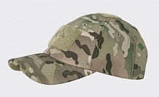 Бейсболка Helikon-Tex Tactical Baseball Winter Cap, camogrom
