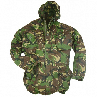 Куртка Smock, Combat, Windproof Woodland DP