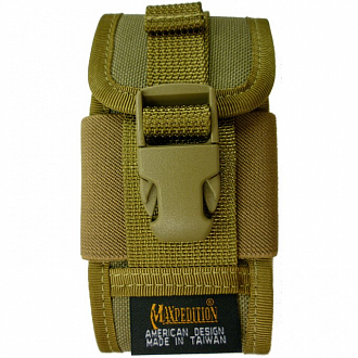 Подсумок Maxpedition Clip-On PDA Phone Holster khaki