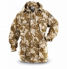 Куртка Smock, Combat, Windproof Desert DP