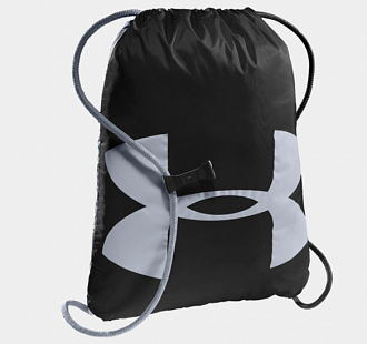 Рюкзак Under Armour Ozsee Sackpack black