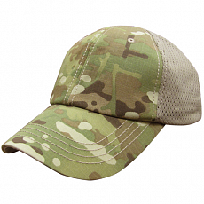 Бейсболка Condor Mesh Tactical Team Cap - MultiCam