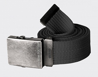 Ремень Helikon-Tex CANVAS Belt, black