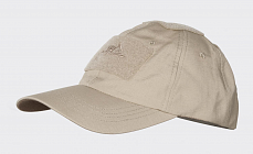 Бейсболка Helikon-Tex Tactical Baseball Cap khaki